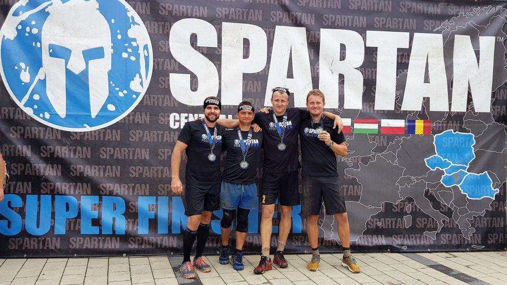 Proreco spartan race 1