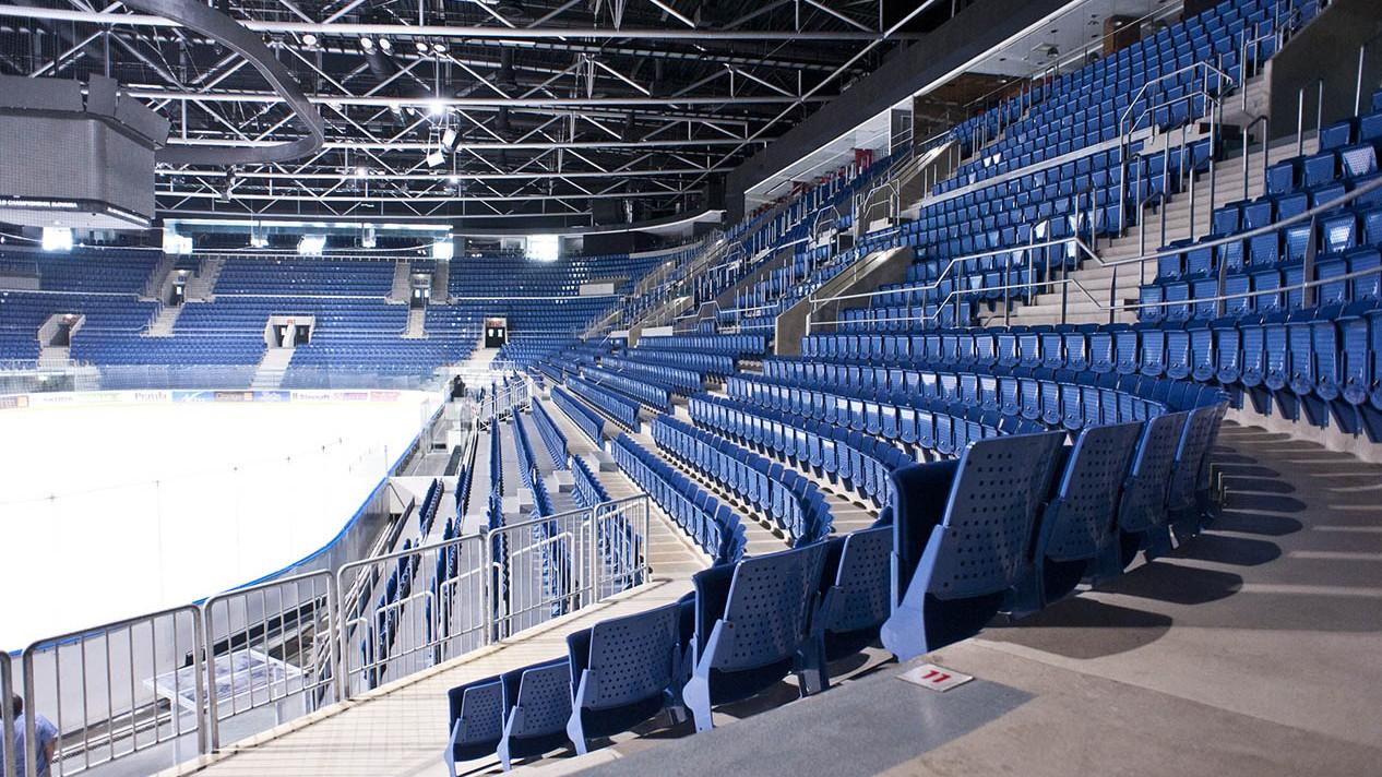 betónová podlaha zimný štadión Proreco