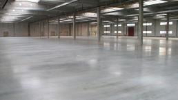 Emerson betónové podlahy