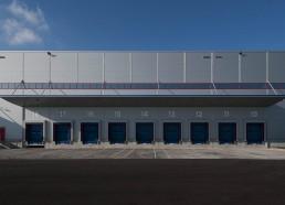FM Logistic betónové podlahy