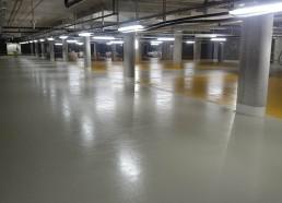 Twin City betónové podlahy