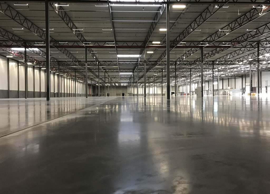 Verdion betónové podlahy
