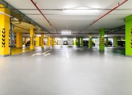 Vienna Gate priemyselné podlahy